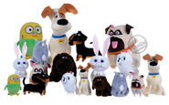 Toy Fair 2016 Secret Life of Pets Plush Toys 01