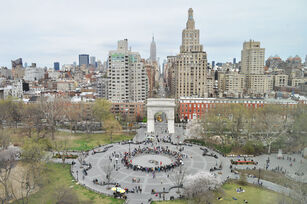Washington Square Park NYC Arch-Untapped-Cities