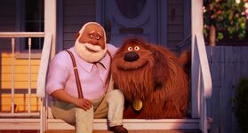 Fred and Duke