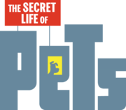 The Secret Life of Pets - logo (English)