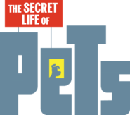 The Secret Life of Pets - logo (English)