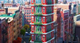 Pets apartment