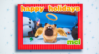 Christmas Mel
