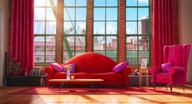 Apartment of max