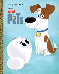 Pets golden book