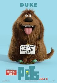 Secret Life of Pets Character Poster 7