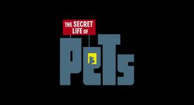 Secret life of pets movie title