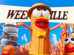 Weenie ville mayoy