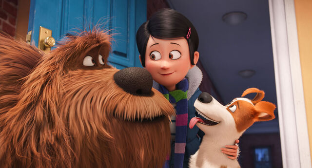 File:Katie and dogs.jpg