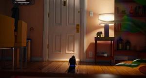 Buddy apartment