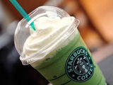 Thin Mint Frappuccino (Starbucks)
