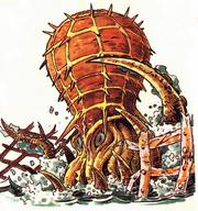 Aquagoth (Concept Art)
