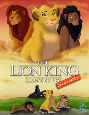 Lian s story novela grafica portada by lillydiaz18 dctzw6u