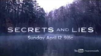 Secrets and Lies 1x07 Promo 'The Cop' HD-0