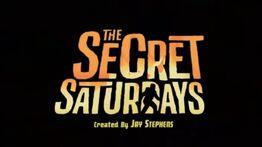 The Secret Saturdays Title Card