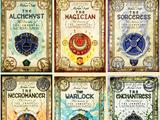 The Secrets of the Immortal Nicholas Flamel (series)