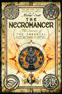 The Necromancer cover