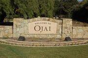 Ojai Sign