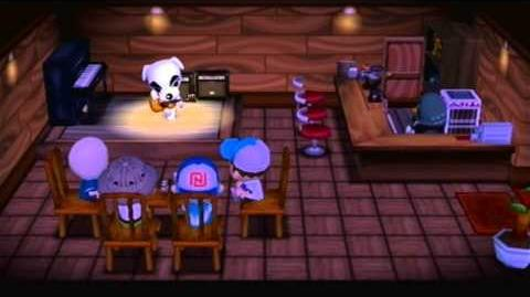 Totaka's Song in Animal Crossing and Animal Crossing City Folk