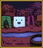 Ghosty card