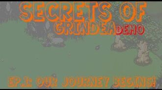 Secrets of Grindea Demo Ep.1 Our Journey Begins!