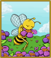 Mrs bee card