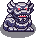 Ancient statue awake sprite