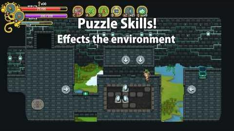 Secrets of Grindea - Puzzle Skills