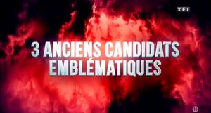 SS9 Prime 16 octobre 2015 3 candidats emblématiques