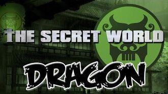 The Dragon Lore 05 THE SECRET WORLD