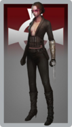 Female executioner