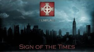 Sign of the Times Templar