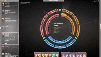 Guide Blades Skill Demonstration (Inner Ring)