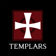 Templars logo and text