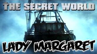 The Lady Margaret Lore 08 THE SECRET WORLD