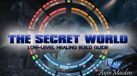 ★ The Secret World - Healing Build Guide