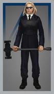 Female bodyguard
