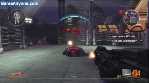 Section 8 PS3 HD - Hard - 05 - Stormfront Part 2 3