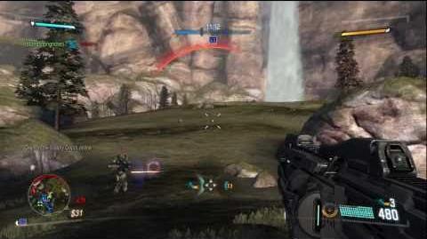 Games Thirst Section 8 Prejudice Swarm gameplay