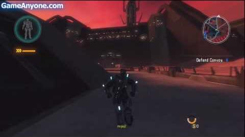 Section 8 PS3 HD - Hard - 04 - Edge of Oasis Part 3 3-0