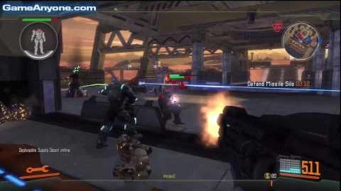 Section 8 PS3 HD - Hard - 03 - Nuclear Dawn Part 2 2