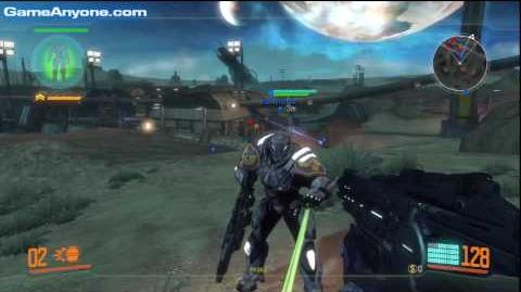 Section 8 PS3 HD - Hard - 01 - Invasion Point Part 2 2