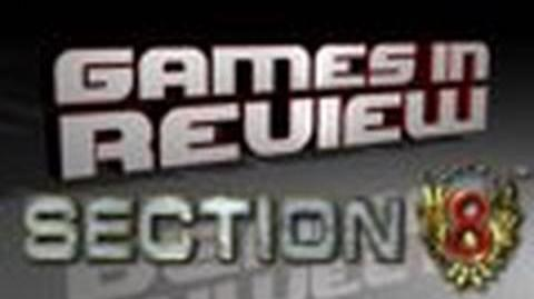Games In Review Section 8