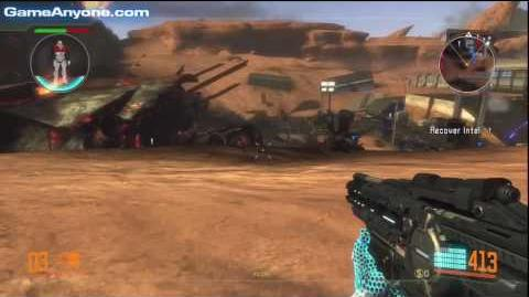 Section 8 PS3 HD - Hard - 02 - Utah Crash Site Part 1 2