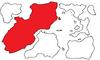 First Region Map Highlighting Trinubes
