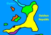 Daishun location