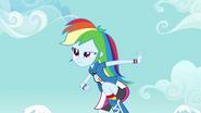 Human Rainbow Dash EG