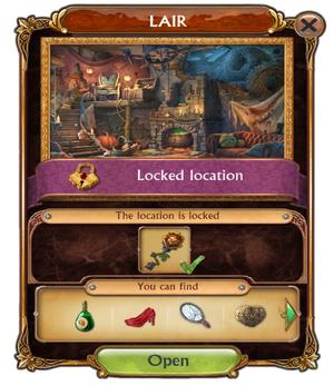 Lair-Unlocking