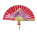 C0737 Legend of the Merchant i04 Hand-Painted Fan