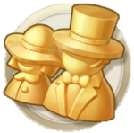 Friends Icon on the Darkwood Town Map